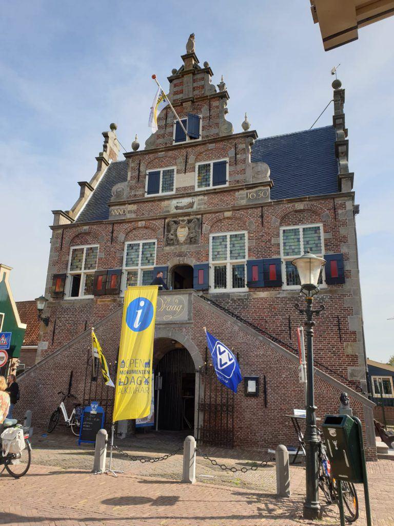 Informatiepunt Raadhuis-De-Rijp
