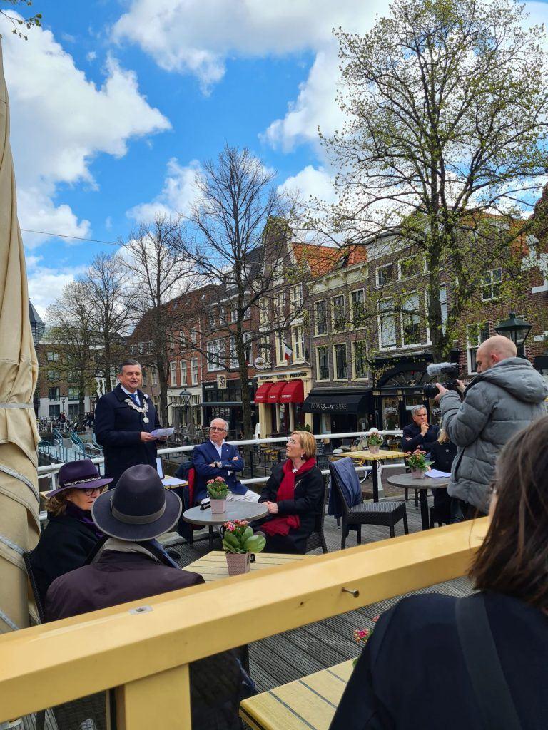 Toespraak burgemeester Roemer