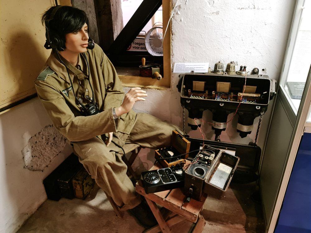 Communicatie in oorlogstijd