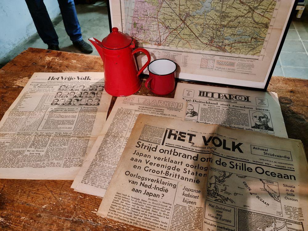 Het Vrije Volk en andere publicaties