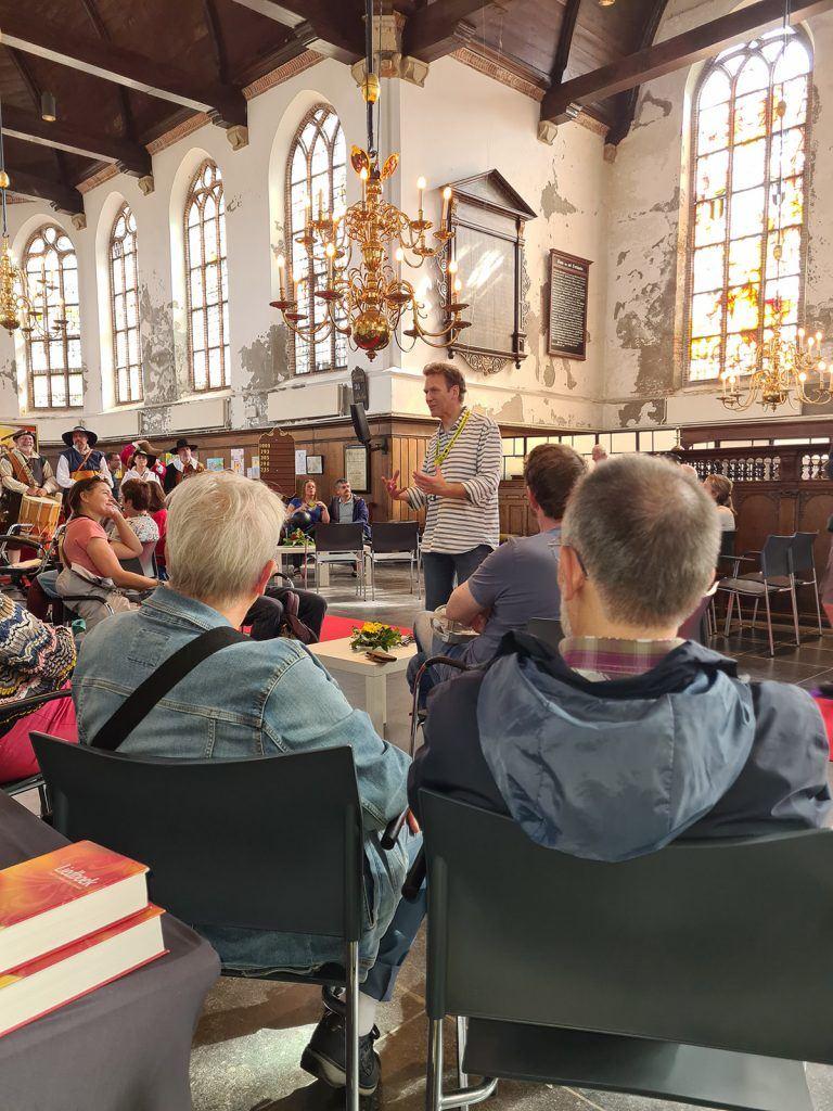 Grote Kerk De Rijp - Christiaan Winters