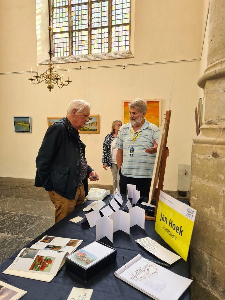 Historische markt - Jan Hoek