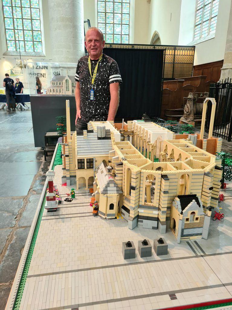 Historische markt - Lego Cor