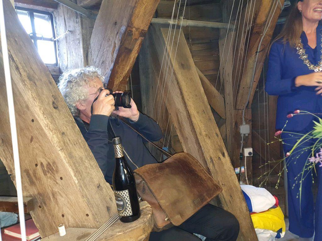 Jan Jong fotografeert